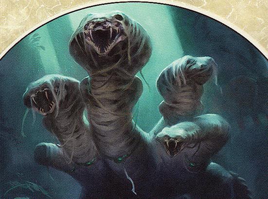Honored Hydra // Warrior Token