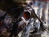 Kroxa, Titan of Death's Hunger (Extended Art)