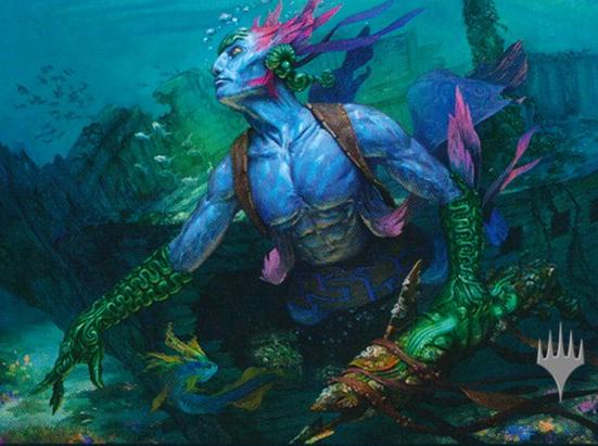 Seafloor Oracle