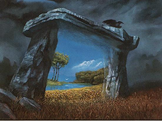 Dolmen Gate