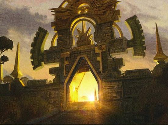 Arch of Orazca