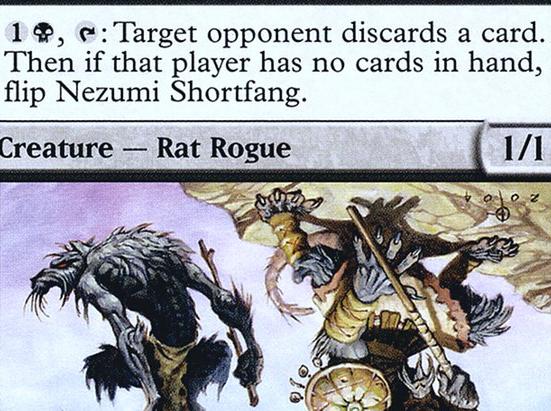 Nezumi Shortfang // Stabwhisker the Odious