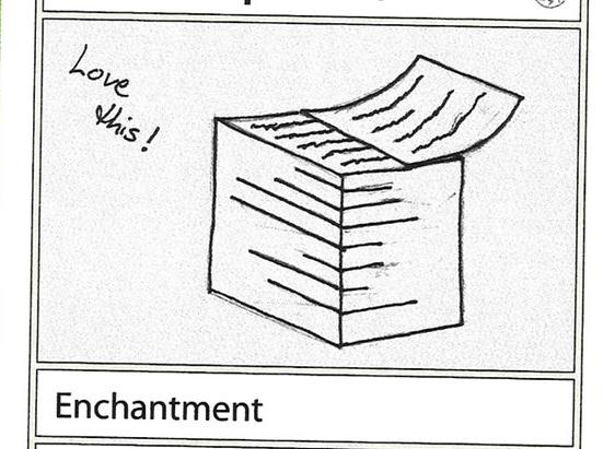 Stack of Paperwork