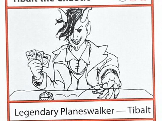 Tibalt the Chaotic