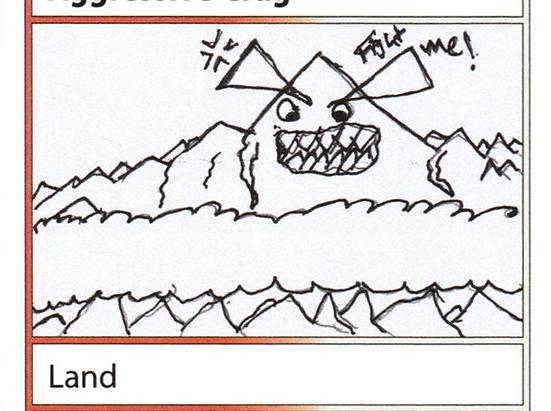 Aggressive Crag