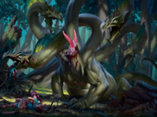 Hungering Hydra