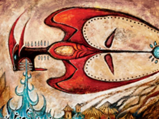 Mythos of Vadrok (Extended Art)