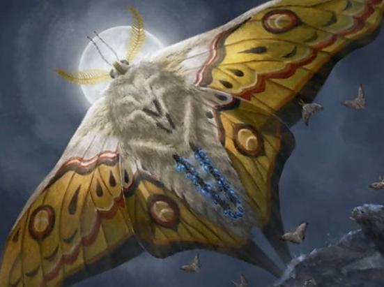 Luminous Broodmoth (Extended Art)