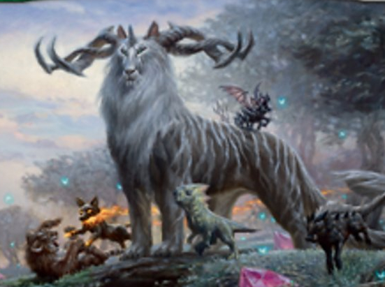 Kaheera, the Orphanguard (Extended Art)