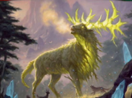 Jegantha, the Wellspring (Extended Art)