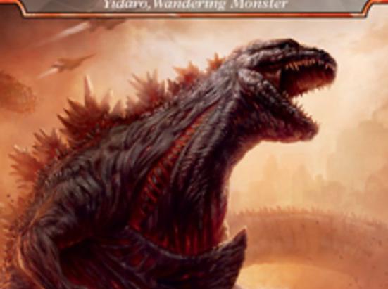 Godzilla, Doom Inevitable - Yidaro, Wandering Monster