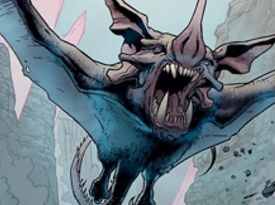 Dirge Bat (Showcase)
