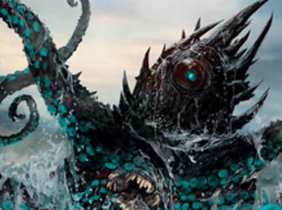 Kraken // Human Soldier (005) Double-sided Token