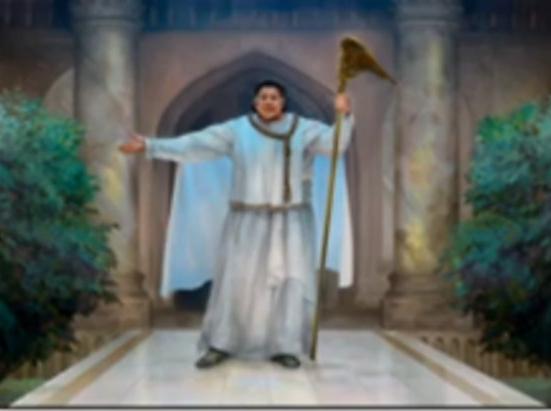 Speaker of the Heavens