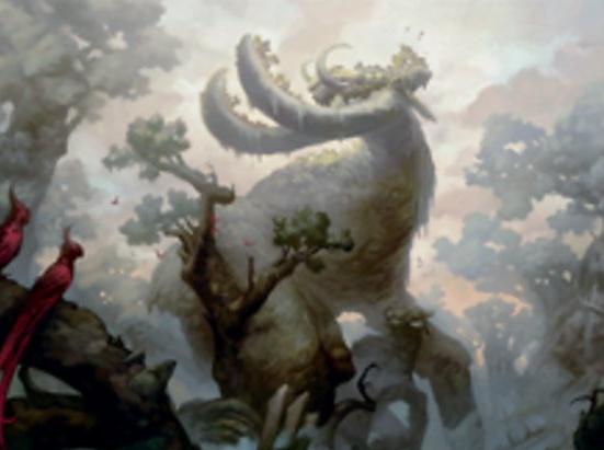 Elder Gargaroth (Extended Art)