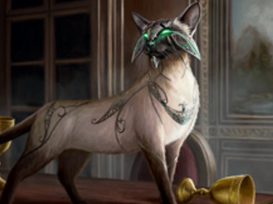 Feline Sovereign (Extended Art)