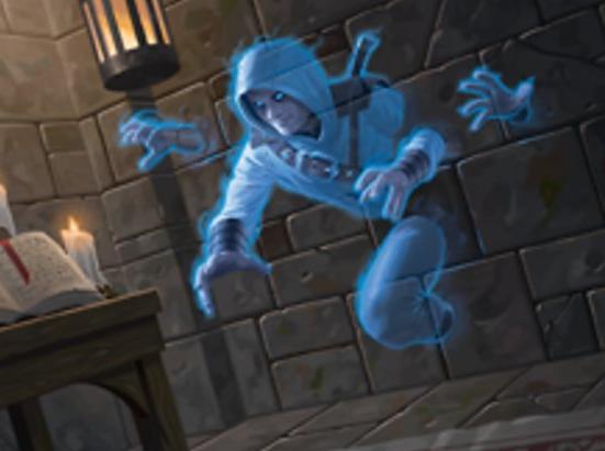 Ghostly Pilferer (Extended Art)