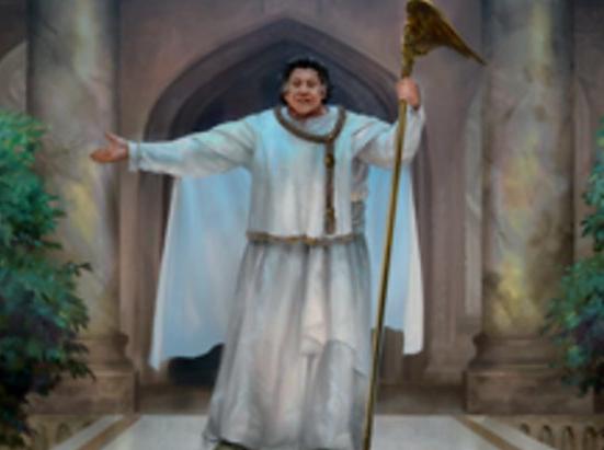 Speaker of the Heavens (Extended Art)