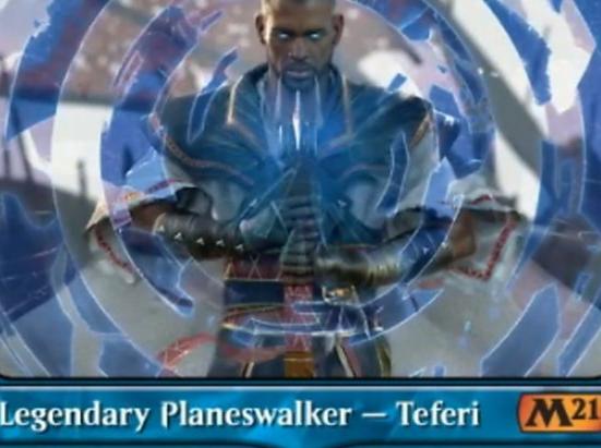 Teferi, Master of Time (Showcase) (293)