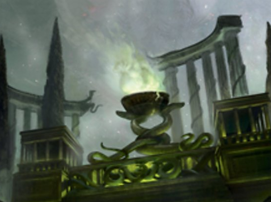 Temple of Malady (Extended Art)