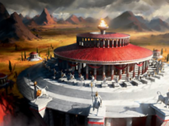 Temple of Triumph (Extended Art)