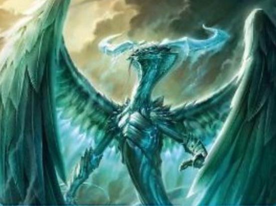 Ugin, the Spirit Dragon (Showcase)