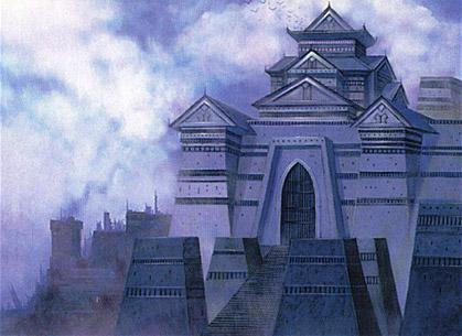 Eiganjo Castle