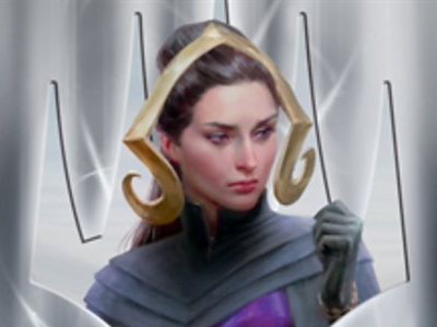 Emblem - Liliana, Waker of the Dead