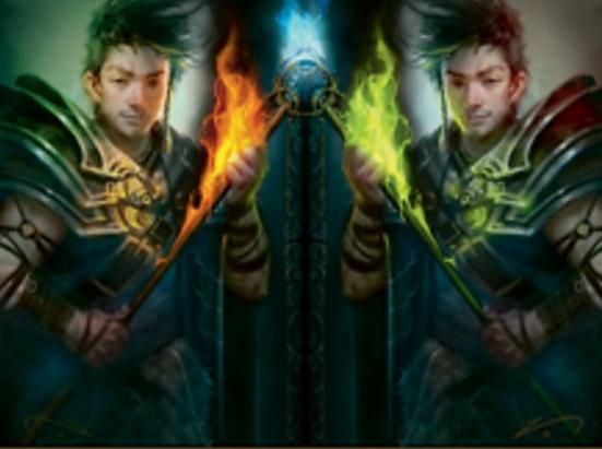 Riku of Two Reflections