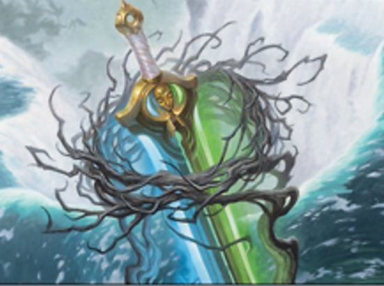 Sword of Body and Mind (Borderless)