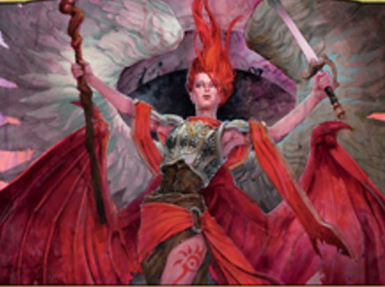Kaalia of the Vast (Borderless)