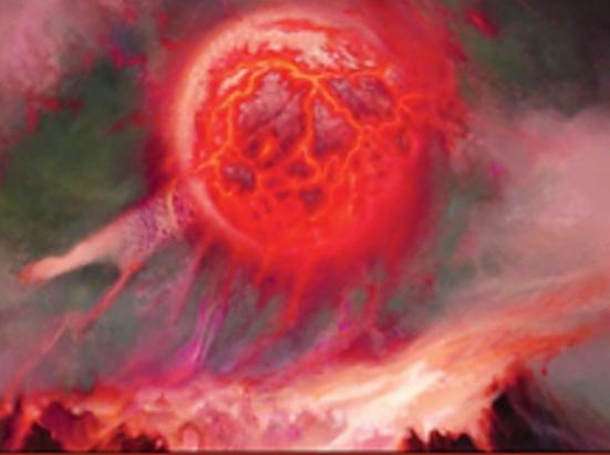 Blood Moon (Borderless)