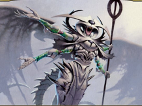 Atraxa, Praetors' Voice (Borderless)