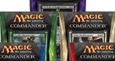 Commander 2014 - Set of 5