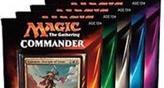 Commander 2015 - Set of 5