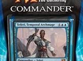 Commander 2014 - Peer Through Time (Blue)