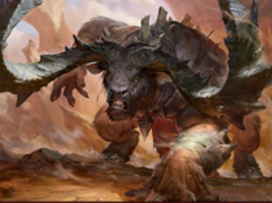 Moraug, Fury of Akoum