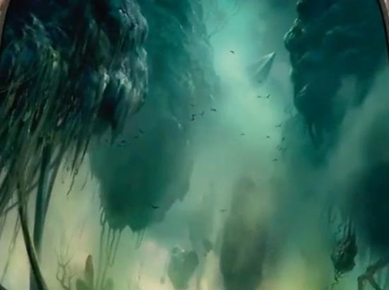 Swamp (272) - Full Art