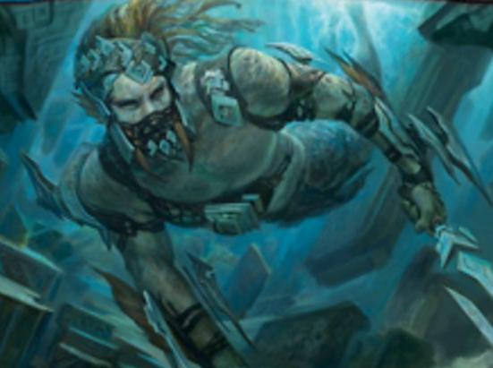 Zareth San, the Trickster (Extended Art)