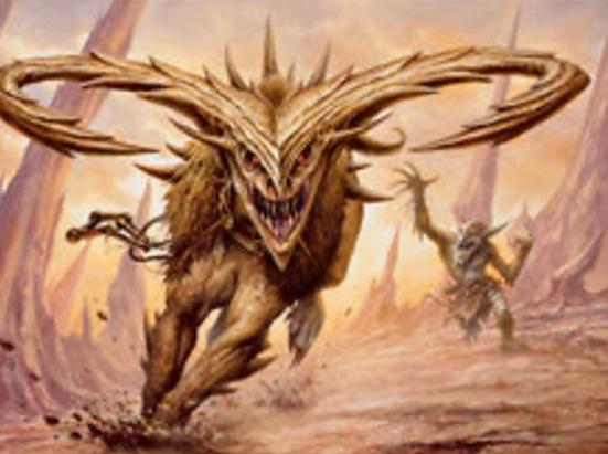 Wayward Guide-Beast (Extended Art)