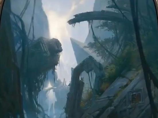 Swamp (273) - Full Art