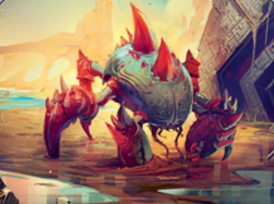 Ruin Crab (Showcase)