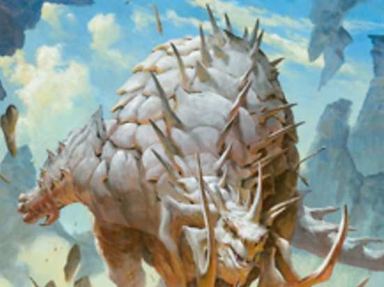 Cragplate Baloth (Extended Art)