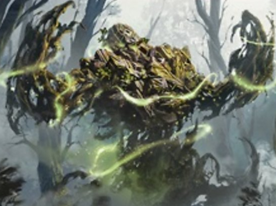 Ancient Greenwarden (Extended Art)