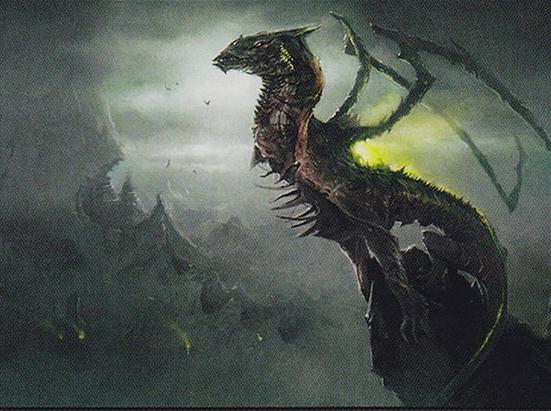 Skithiryx, the Blight Dragon