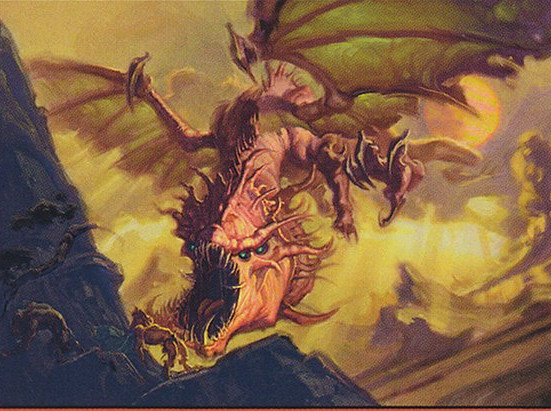 Voracious Dragon