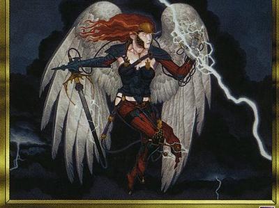 Lightning Angel