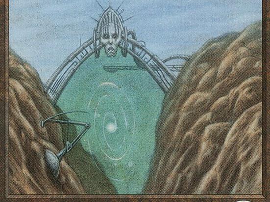 Erratic Portal