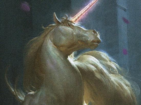 Unicorns Theme Card