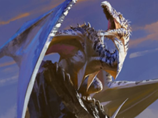 Drake // Goblin Construct Double-sided Token